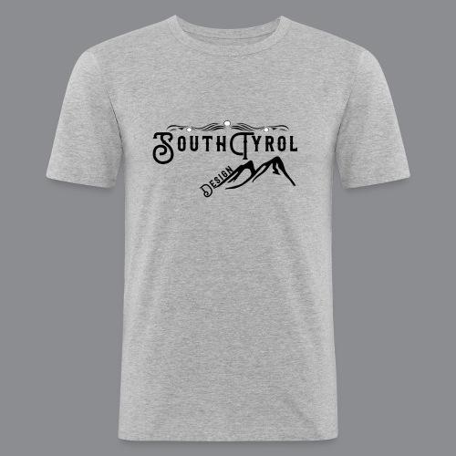 SouthTyrol Design - Männer Slim Fit T-Shirt