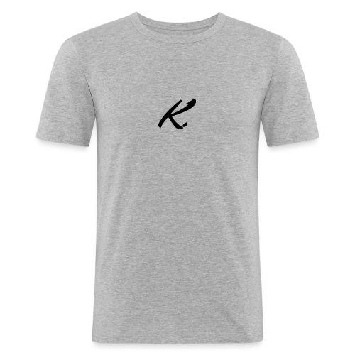 K - T-shirt près du corps Homme