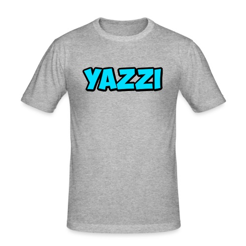 yazzi - Men's Slim Fit T-Shirt