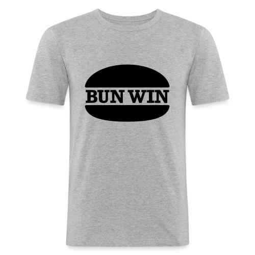 bunwinblack - Men's Slim Fit T-Shirt