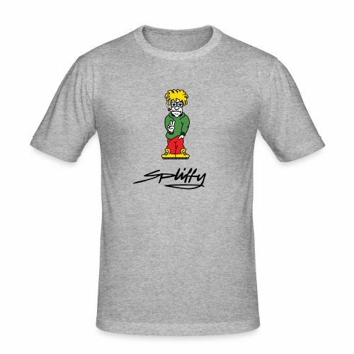 spliffy2 - Men's Slim Fit T-Shirt