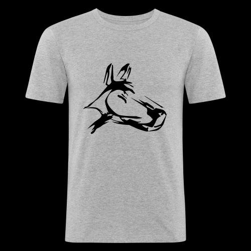 Anzian - Männer Slim Fit T-Shirt