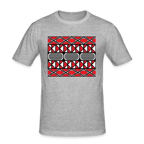 Á la découverte de soi 3 - T-shirt près du corps Homme