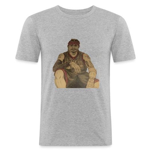 jugador - Camiseta ajustada hombre