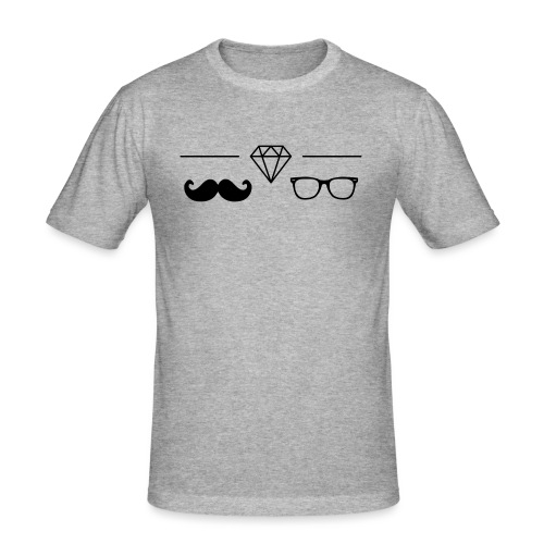 Diamond - Camiseta ajustada hombre