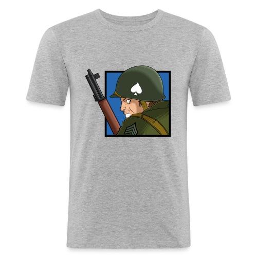 M1 - Camiseta ajustada hombre