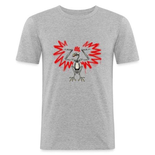 100 - Obcisła koszulka męska