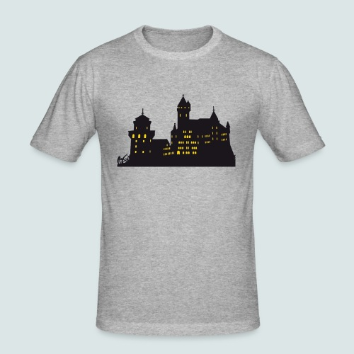 City Eco bag - slim fit T-shirt