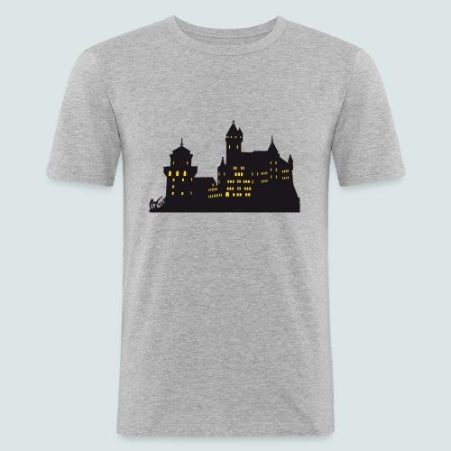 City Eco bag - Mannen slim fit T-shirt