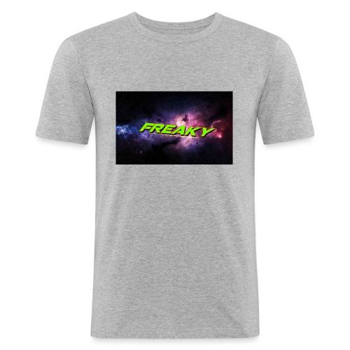 Freaky Mussemåtte - Herre Slim Fit T-Shirt