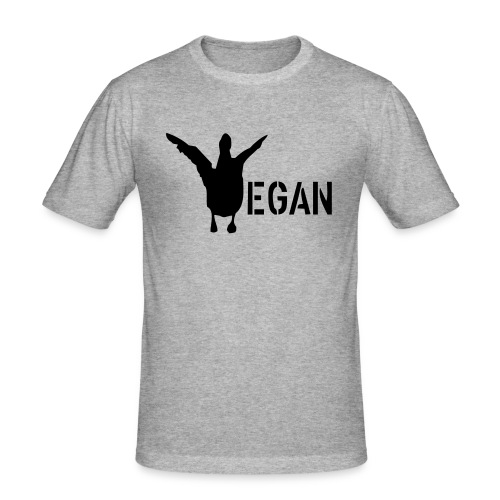 venteklein - Männer Slim Fit T-Shirt