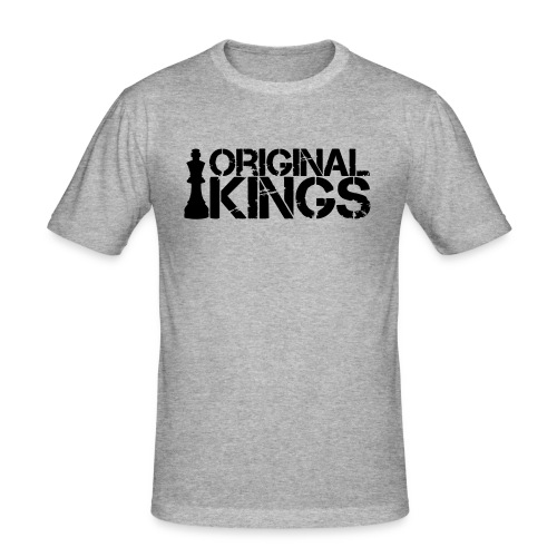Original Kings - Men's Slim Fit T-Shirt
