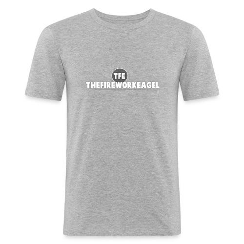 TFE_vrouwen T-Shirt - Mannen slim fit T-shirt