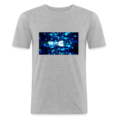 Nico Gaming Kleidung - Männer Slim Fit T-Shirt