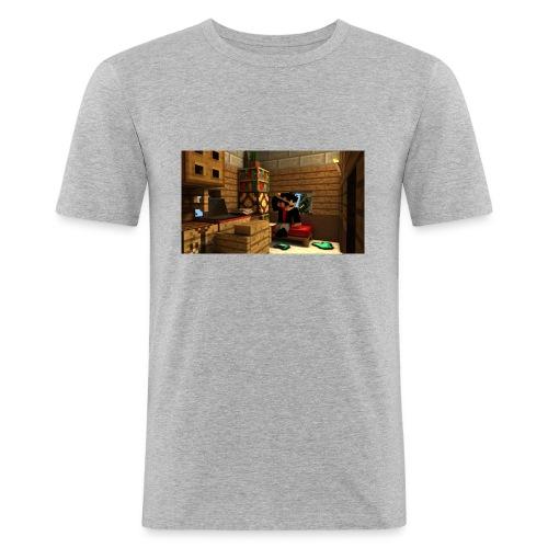 TRadeOfNorway T-Skjorte - Slim Fit T-skjorte for menn