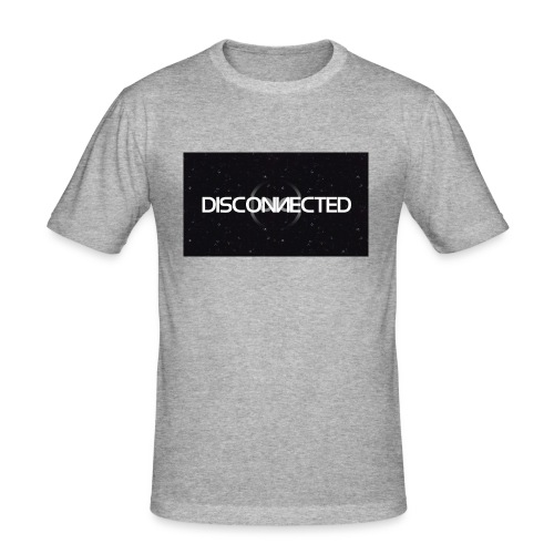 Disconnected Full name - Mannen slim fit T-shirt