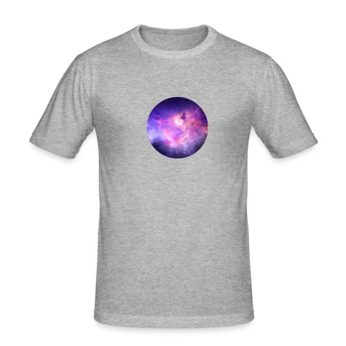 space-020 - T-shirt près du corps Homme
