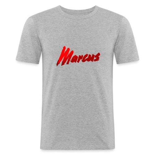 Marcus stile - Maglietta aderente da uomo