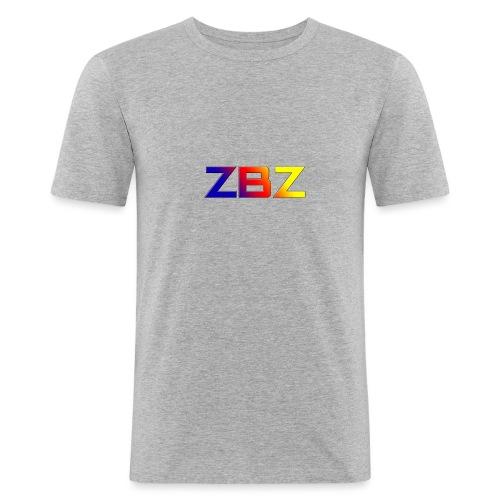 NEW DESIGN ZBZ - T-shirt près du corps Homme