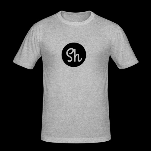 LOGO 2 - Men's Slim Fit T-Shirt