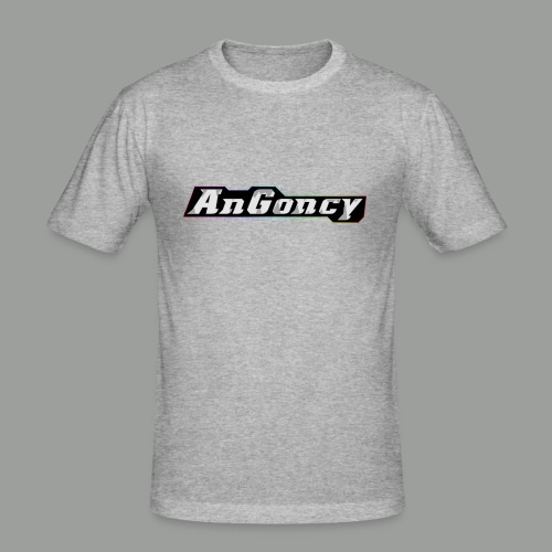 My new limited logo - Men's Slim Fit T-Shirt