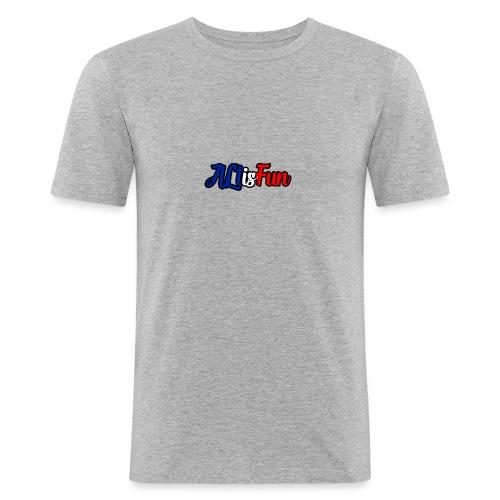 AltisFun - T-shirt près du corps Homme