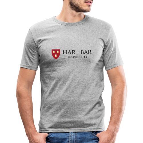 Har Bar - Camiseta ajustada hombre