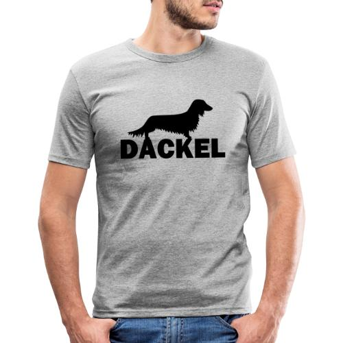 Dackel - Männer Slim Fit T-Shirt