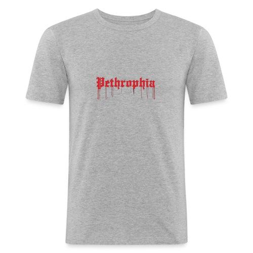 just_pethrophia - Men's Slim Fit T-Shirt