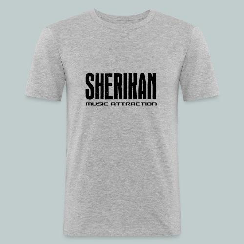 Sherikan - Slim Fit T-shirt herr