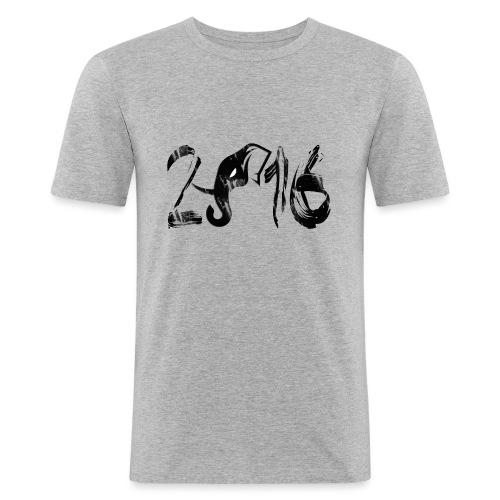 Lady 2016 - Männer Slim Fit T-Shirt