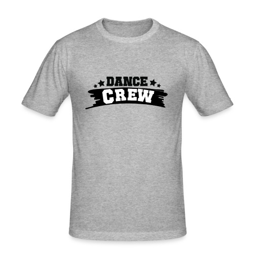 Tshit_Dance_Crew by Lattapon - Herre Slim Fit T-Shirt