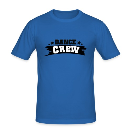 Tshit_Dance_Crew by Lattapon - Herre Slim Fit T-Shirt
