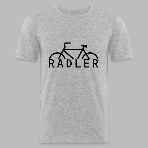 RADLER - Männer Slim Fit T-Shirt