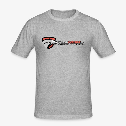 Vanheim liten - Slim Fit T-shirt herr