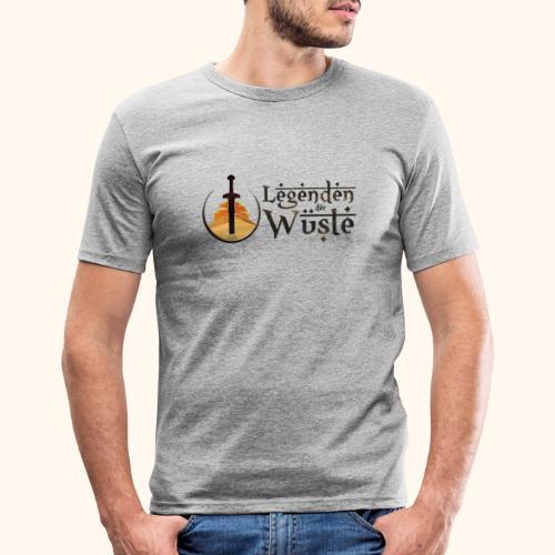 Legenden der Wüste - Männer Slim Fit T-Shirt