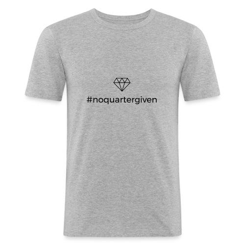 noquarter - Slim Fit T-skjorte for menn