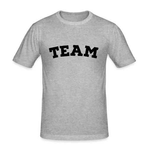Team - Men's Slim Fit T-Shirt