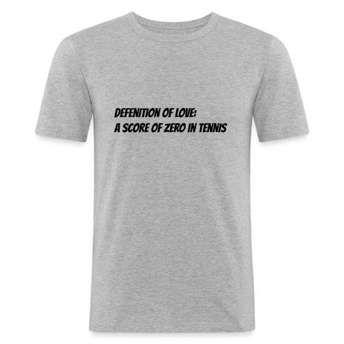 Tennis Love sweater women - slim fit T-shirt