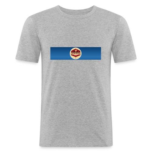 CatturaLogo - Maglietta aderente da uomo