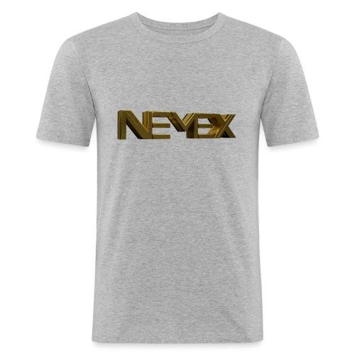 Nemex - Herre Slim Fit T-Shirt