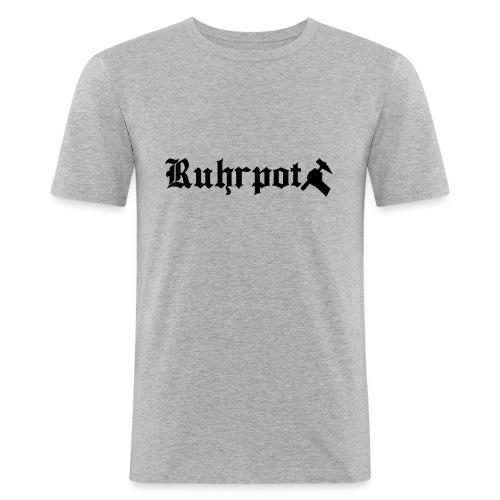 Ruhrpott_2 - Männer Slim Fit T-Shirt