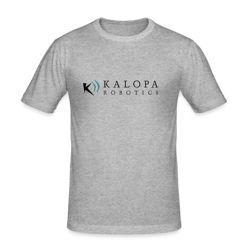 Kalopa Robotics Merchandise - Men's Slim Fit T-Shirt