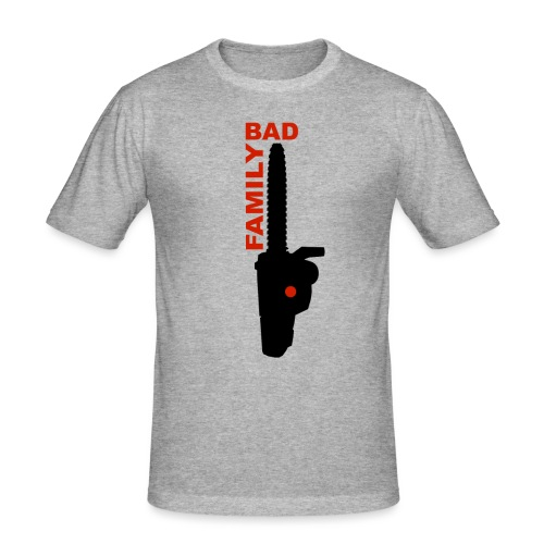 BAD FAMILY - T-shirt près du corps Homme