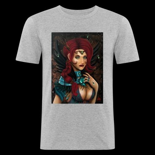 Nymph - Men's Slim Fit T-Shirt