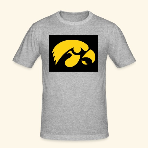 YellowHawk shirt - Mannen slim fit T-shirt