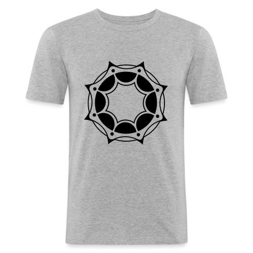 Gruss der Lichtarbeiter, Kryon, Spiritualität, - Männer Slim Fit T-Shirt