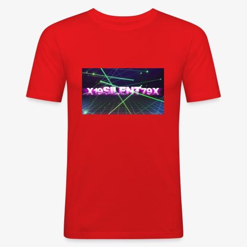 EB8BB481 5B11 483D 8DCD EDE72DF36DFD - Men's Slim Fit T-Shirt