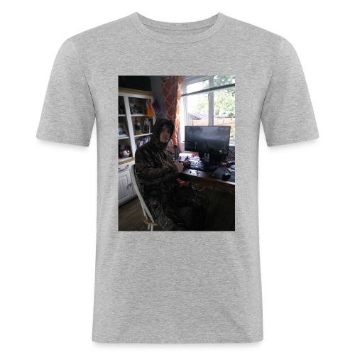 FISHING - Men's Slim Fit T-Shirt