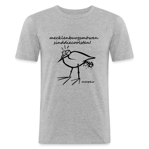 Möwe - Männer Slim Fit T-Shirt